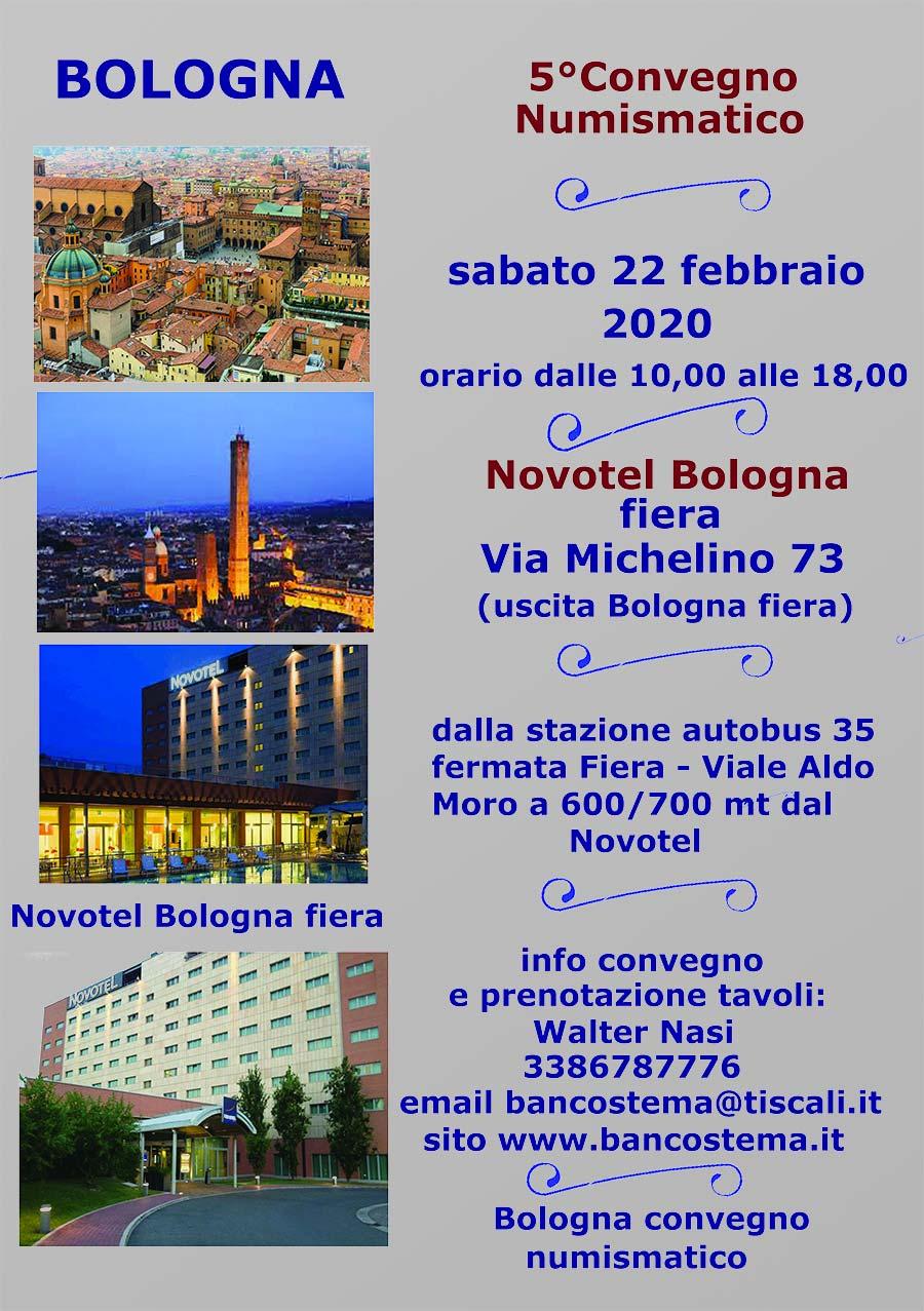 Convegno numismatico di Bologna